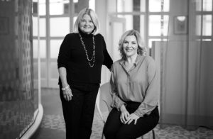 Jean and Maura Co-Founders and Partners of V2